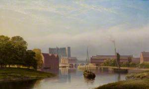 View of the River Trent