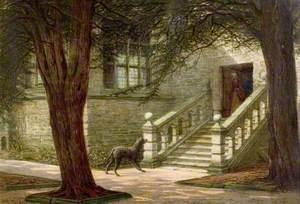 Dorothy Vernon's Doorway, Haddon Hall, Derbyshire