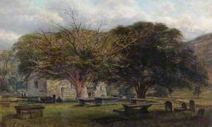 The Old Churchyard, Betws-y-Coed