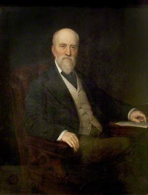 Sir William Gilstrap (1816–1896)