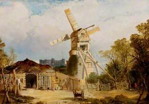 Post Mill, Tolney Lane, Newark, Nottinghamshire