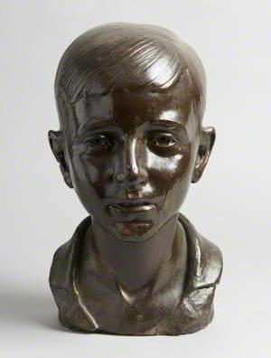Head of a Young Boy