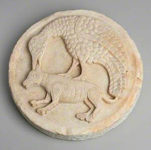 Venetian Patera: Eagle and Calf