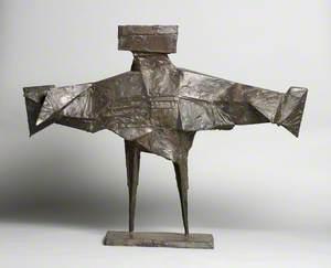 Winged Figure III