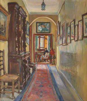 Thoresby Hall Interior