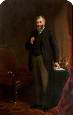 John Smith, Esq., Mayor of East Retford (1864–1865 & 1867–1868)