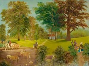 Farmyard Scene*