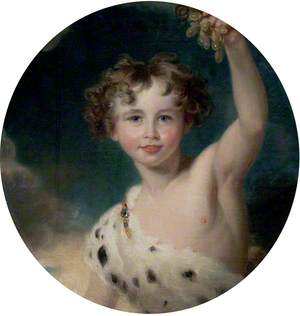 Charles Hope (1810–1817), as Bacchus