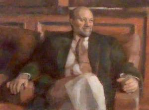Mr W. Ian Hooker, Warden of Lenton and Wortley Hall (1980–2006)