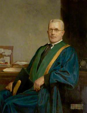 Hugh Stewart (1884–1934), Principal of University College Nottingham (1929–1934)
