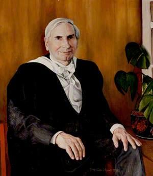 W. R. Chalmers (d.2004), MA, Warden of Sherwood Hall (1964–1986)
