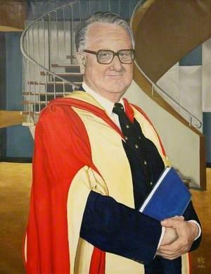 Professor David Greenfield (1917–2005), Foundation Dean of Nottingham Medical School, University of Nottingham