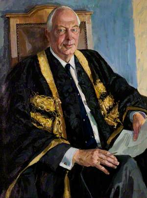 Basil Charles Leicester Weedon (1923–2003), CBE, DSc, PhD, DTech, LLD, ARCS, DIC, CChem, FRSC, FRS, Vice-Chancellor (1975–1988)