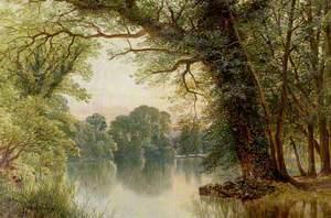 The Lake, Highfields, Nottingham
