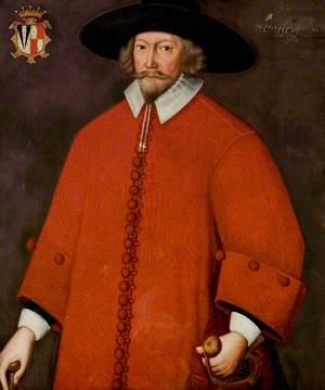 John Holles (c.1565–1637), 1st Earl Clare