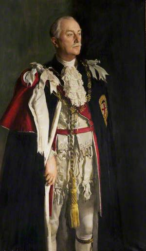 The 7th Duke of Portland (1893–1977), Chancellor of the University (1954–1971)