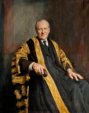 Sir Gordon Hobday (b.1916), 4th Chancellor of the University (1978–1993)