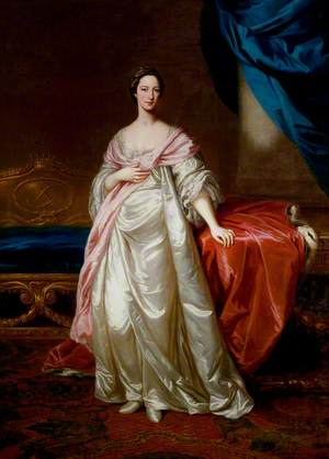 Catherine Pelham-Clinton (1727–1760), Countess of Lincoln