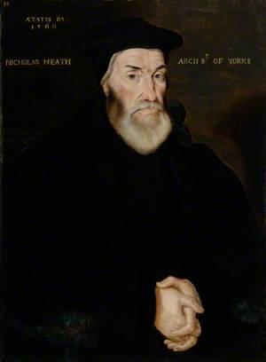 Nicholas Heath