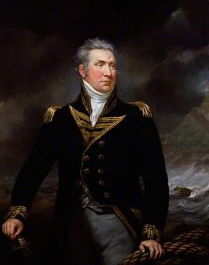Edward Pellew, 1st Viscount Exmouth