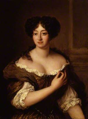 Unknown woman, formerly known as Ortensia Mancini, Duchess of Mazarin