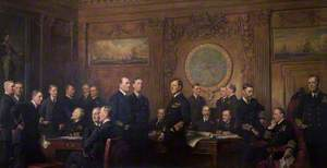Naval Officers of World War I