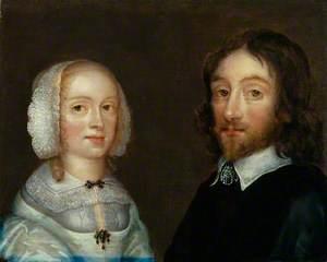 Lady Dorothy Browne, née Mileham; Sir Thomas Browne