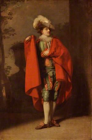 John Palmer as Count Almaviva in 'The Spanish Barber'