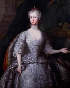 Augusta of Saxe-Gotha, Princess of Wales