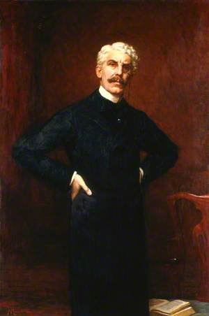 Sir Squire Bancroft (Squire White Butterfield)