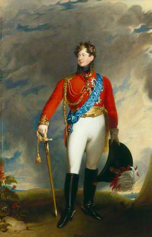 King George IV (1762–1830), as a Private Gentleman