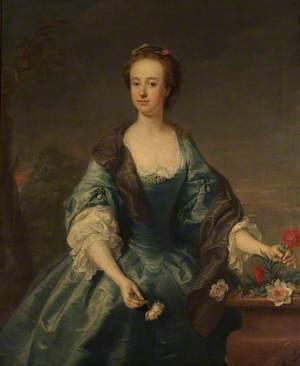 Anne, née Waller, Lady Stapylton