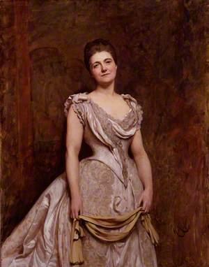 Emilia Francis, née Strong, Lady Dilke