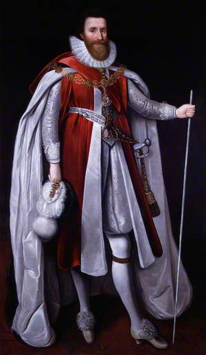 Ludovick Stuart, 1st Duke of Richmond and 2nd Duke of Lennox