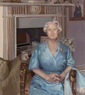 Queen Elizabeth, the Queen Mother