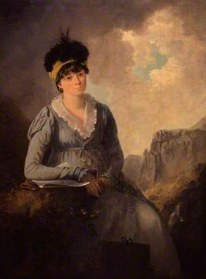 Bella Ibbetson, née Thompson