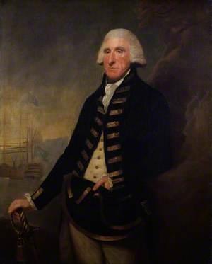 Samuel Hood, 1st Viscount Hood