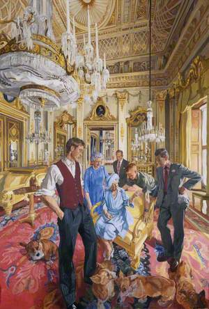 The Royal Family: A Centenary Portrait