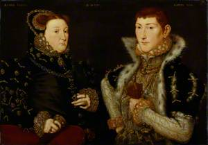 Mary Nevill, Lady Dacre; Gregory Fiennes, 10th Baron Dacre