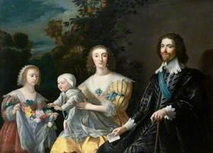 The Duke of Buckingham and his Family