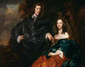 William Fairfax, 3rd Viscount Fairfax of Emley; Elizabeth, née Smith, Viscountess Fairfax of Emley, Later Lady Goodricke