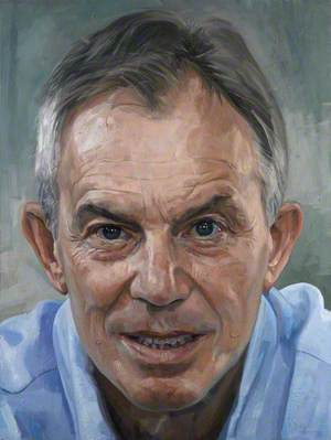 Anthony Charles Lynton ('Tony') Blair (b.1953)
