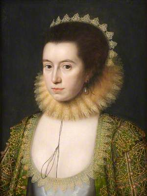 Anne, Countess of Pembroke (1590–1676), Lady Anne Clifford