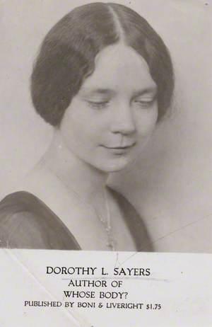 Dorothy Sayers (1893–1957)