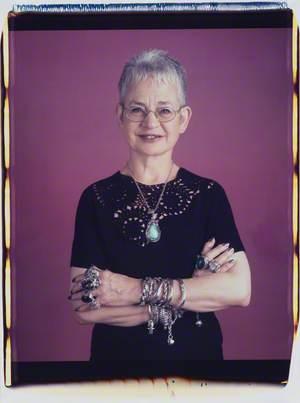 Dame Jacqueline Wilson, née Aitken