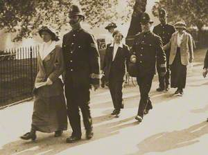 Suffragettes after the Fight