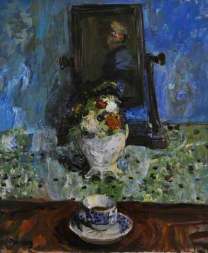 Still Life with Cup and Saucer