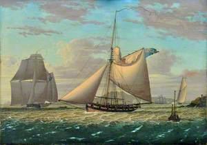 HMS Revenue Cutter 'Wickham'