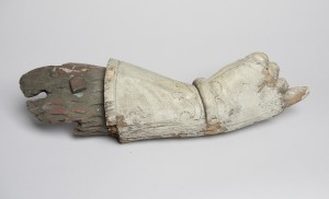 Hand from the Figurehead of 'Charlemagne'