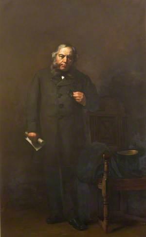 Sir Alexander Anderson (1802–1887), Baron Bailie of Fraserburgh (1872–1887)